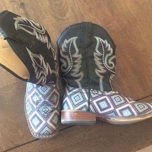 Roper little girls boots
